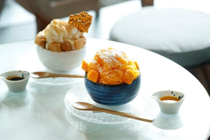 看著日本皇宮享用夏日刨冰?東京皇宮旁的這間酒店也太奢華了吧!