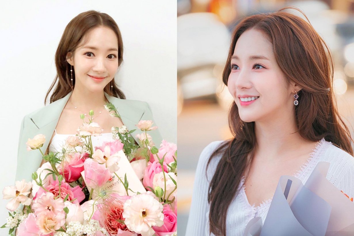Park Min Young Rachel Whats Wrong With Secretary Kim Her Private Life Korean idols celebrities actresses sexy photos taiwan vogue editorial