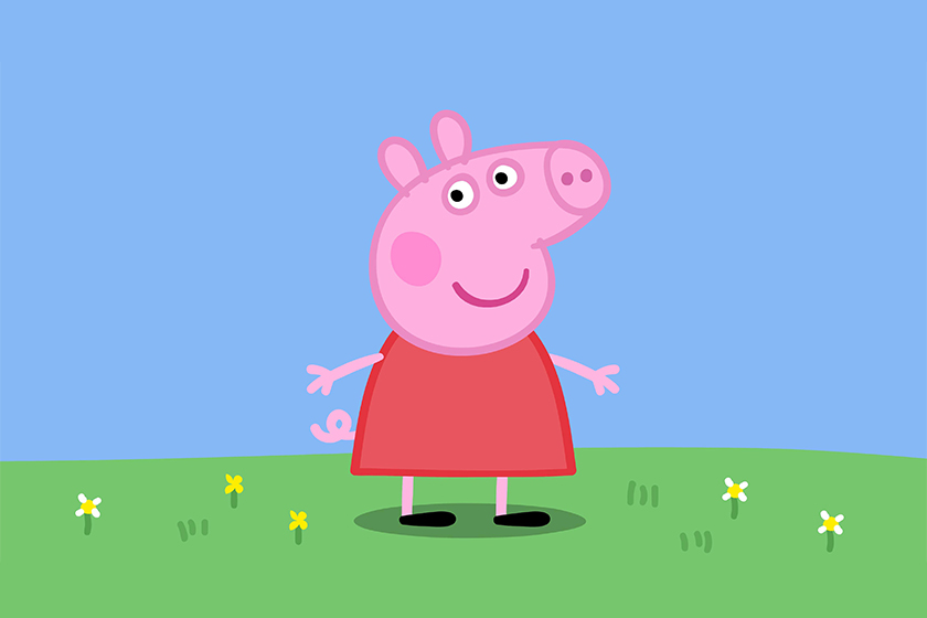 peppa pig 7 1 tall peppa pig height memes