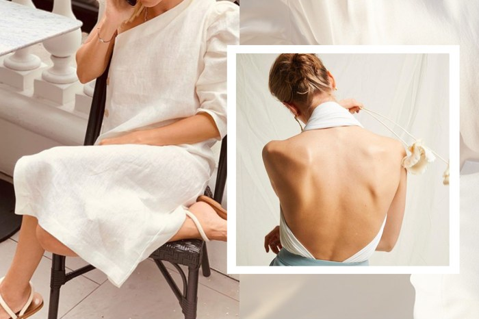 想要簡約又要個性?這個主打白色設計的品牌,每件都質感滿分!