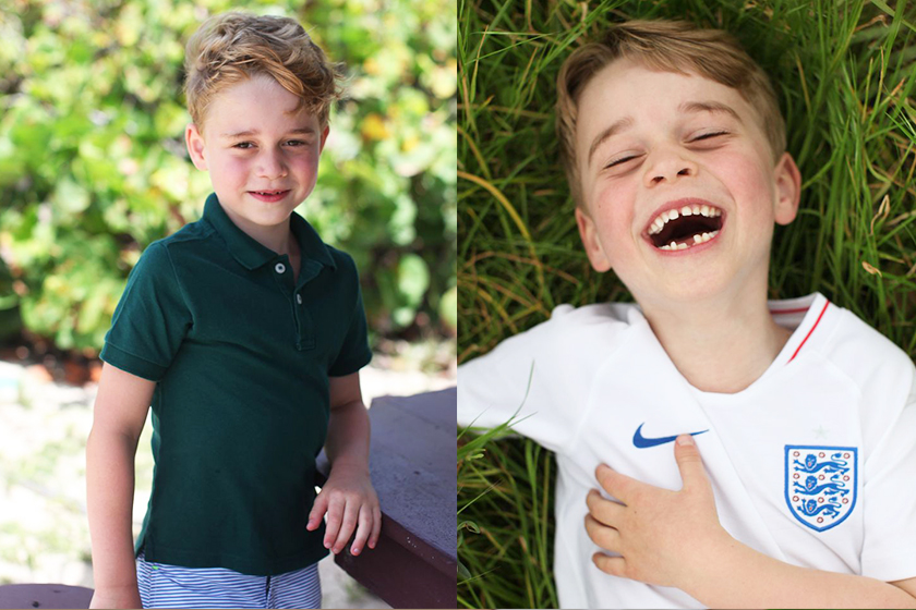 /prince-george-birthday photo soccer-jersey-controversy