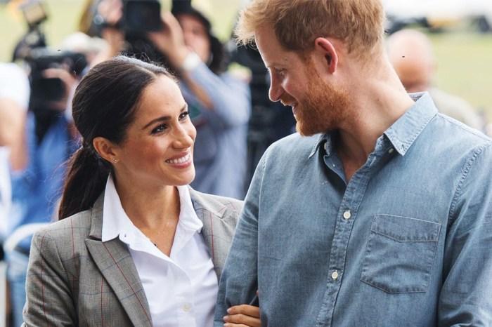 向喬治王子說「生日快樂」,哈里和梅根的留言竟引起批評?