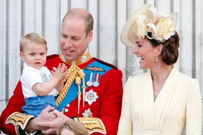 你覺得相似嗎?可愛趣怪的路易王子與這個小孩撞臉了!
