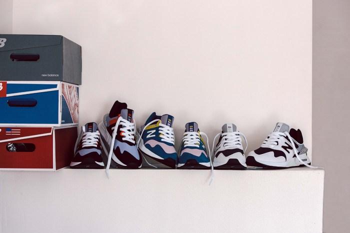 New Balance 為 997 跑鞋推出全新配色!時尚動起來