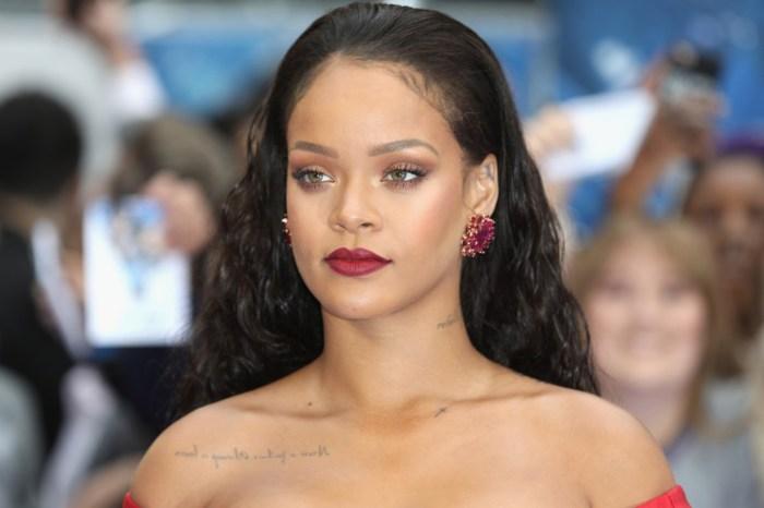 實屬巧合?這位小女孩的長相,令人以為 Rihanna 生了女兒!