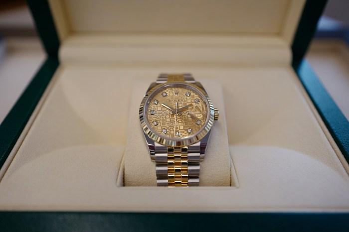 集奢華、矜貴與英氣於一身!近賞 Rolex 最新腕錶
