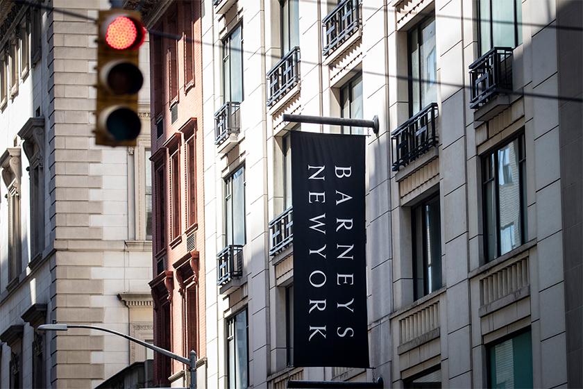barneys new york bankruptcy news