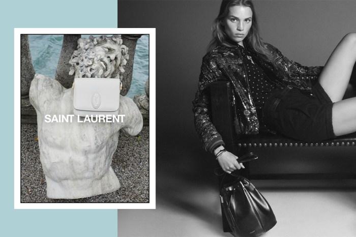 減價區內的滄海遺珠!這 3 個高貴奢華的 Saint Laurent 手袋低至半價仍然有售!