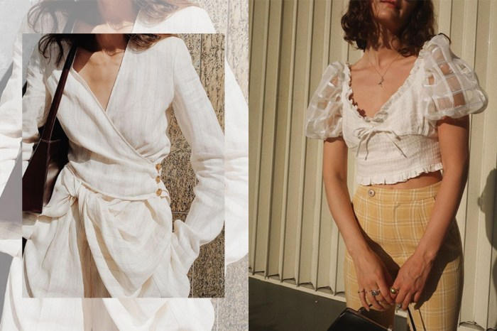 春夏流行:IG 女生的層次穿搭,必備這性感又帶點文藝的元素?