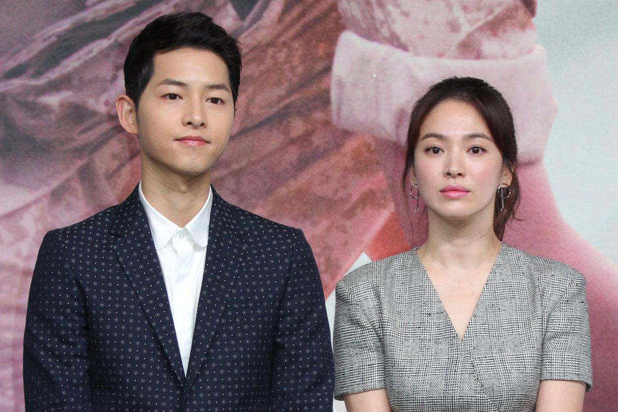 song joong ki song hye kyo divorce legally split worth