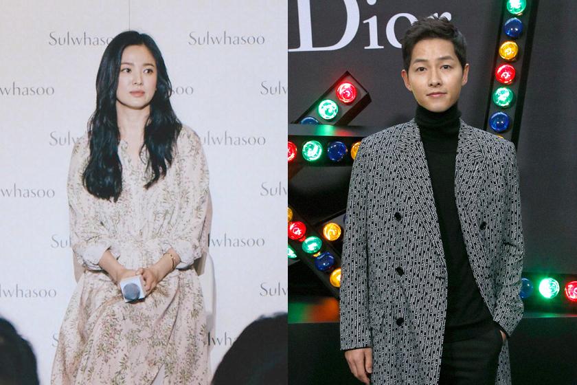 song hye kyo sue divorce song joong ki korean celeb