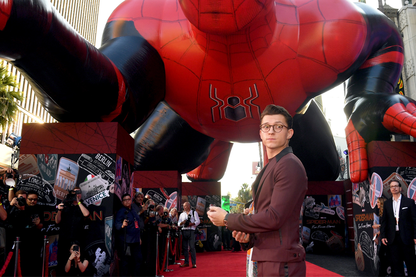 tom holland spider man might quit marvel reason