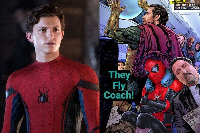 官方釋出 3 張「蜘蛛俠漫畫圖」,內藏多個 Marvel 驚喜彩蛋!