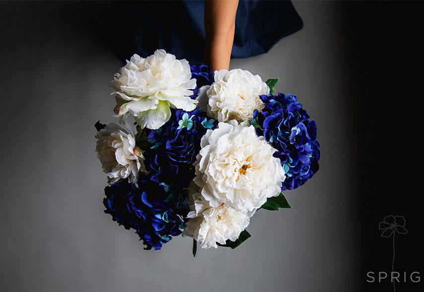 Sprig-florals