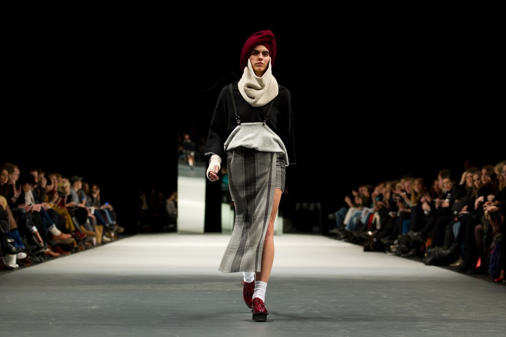 Stockholm fashion week Runway