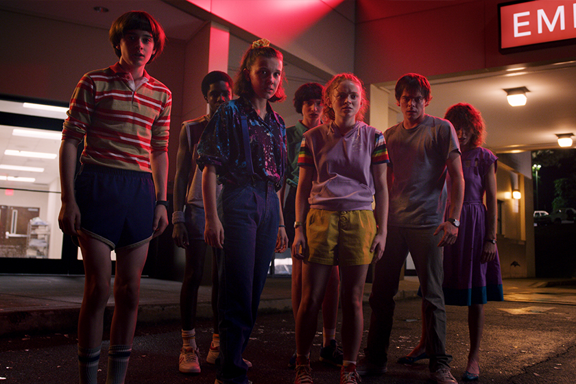 Stranger Things 3 Breaks Netflix Records in 4 days