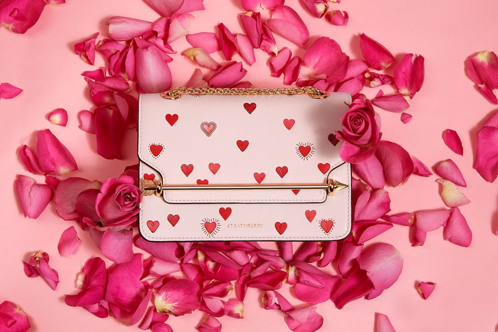 Strathberry Chinese Valentine's day Collection