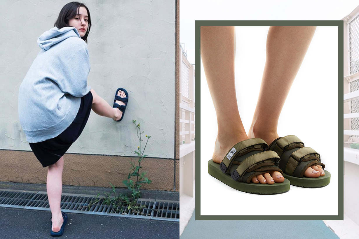 Suicoke's Sandals Is This Summer's New It Shoes