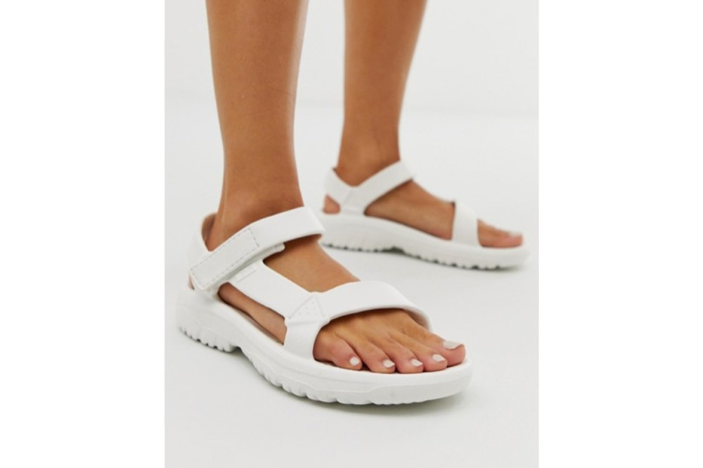Teva Hurricane Drift Sandal in White