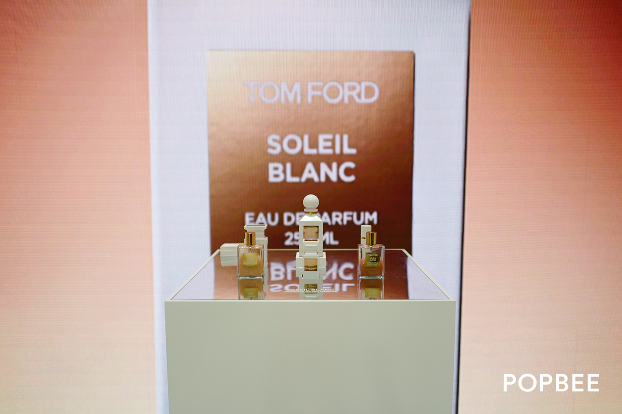 tom ford beauty popup store shatin