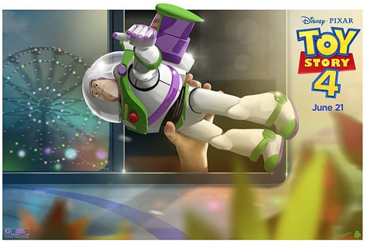 Toy Story 4 potato chips clip
