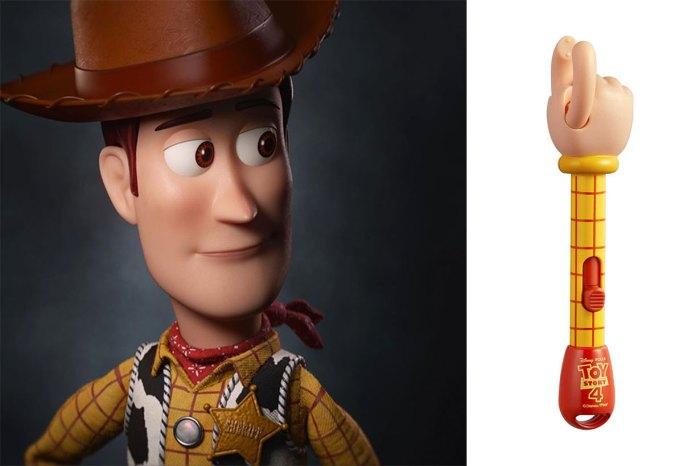 看完《Toy Story 4》就要看週邊商品!這款「胡迪薯片夾」可愛爆燈引瘋搶!
