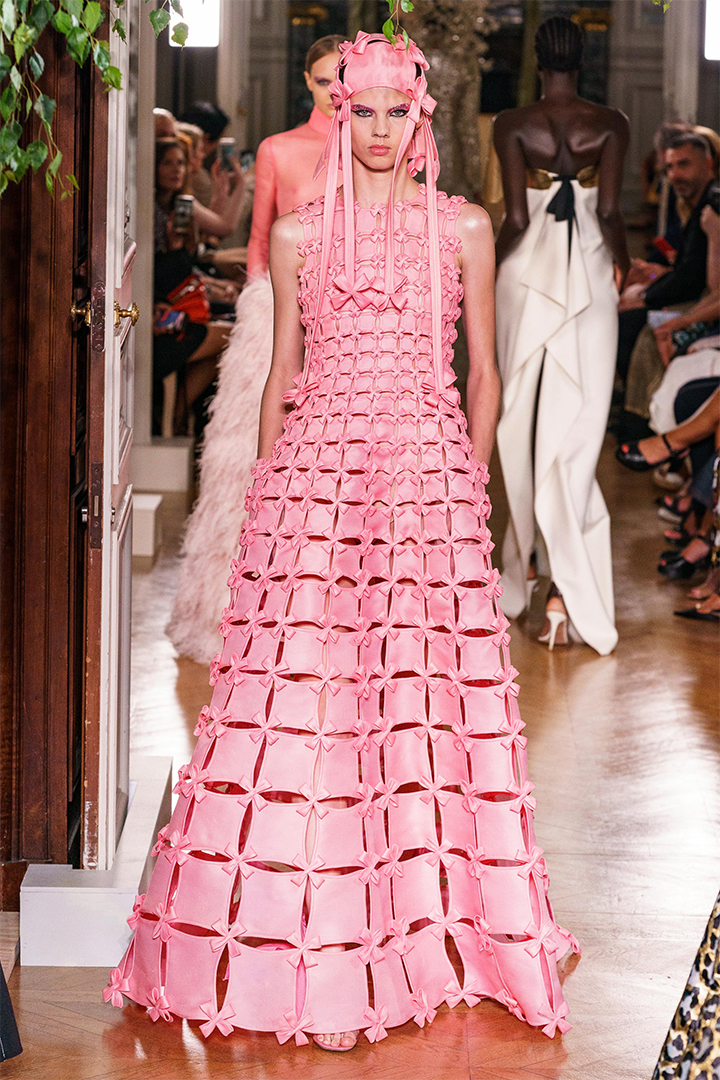 Valentino Fall 2019 Couture