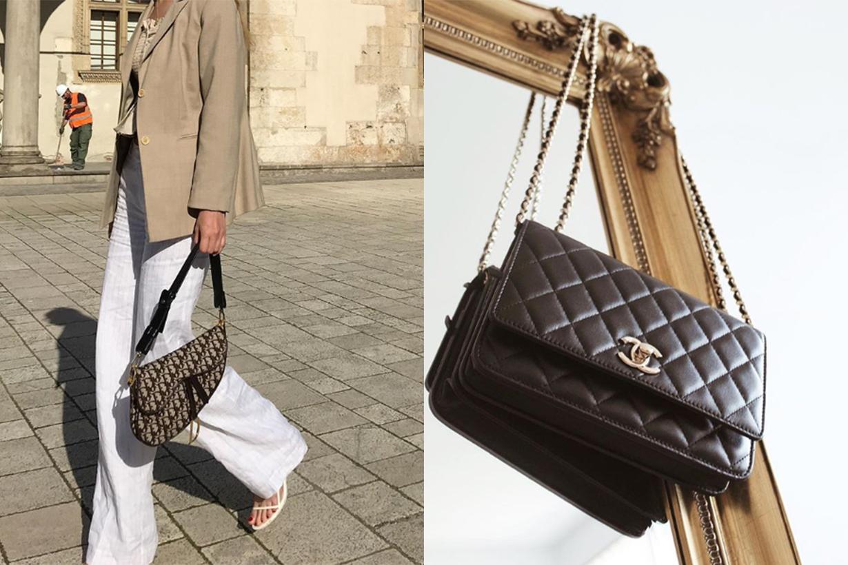 Vintage Chanel, Celine, Gucci Hot Items