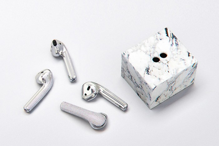 極致絕美!這款夢幻讚石 AirPods + 大理石充電盒,你能猜到定價多少嗎?