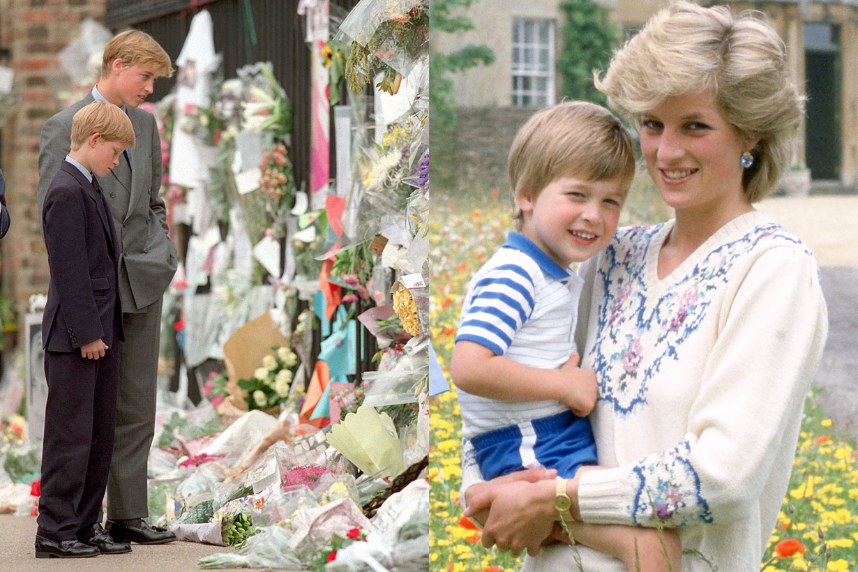 princess diana prince william birthday thanks fan surprise