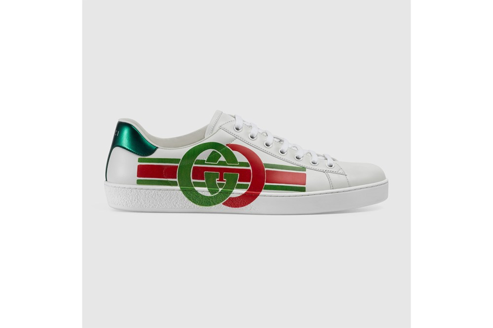Gucci Ace Sneakers Pre Fall 2019
