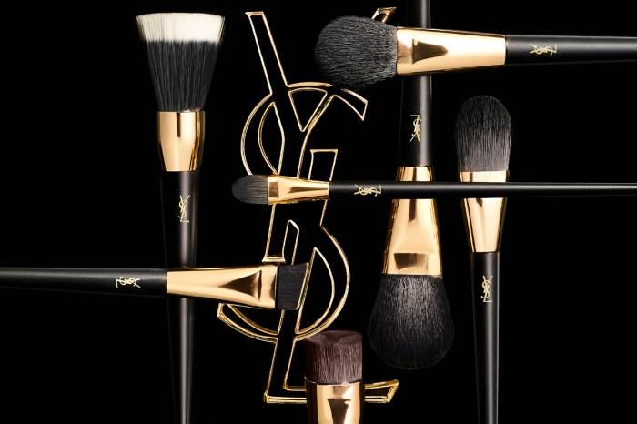 YSL Beauté 與法國老字號 Raphaël 合作推出化妝掃!美觀又好用