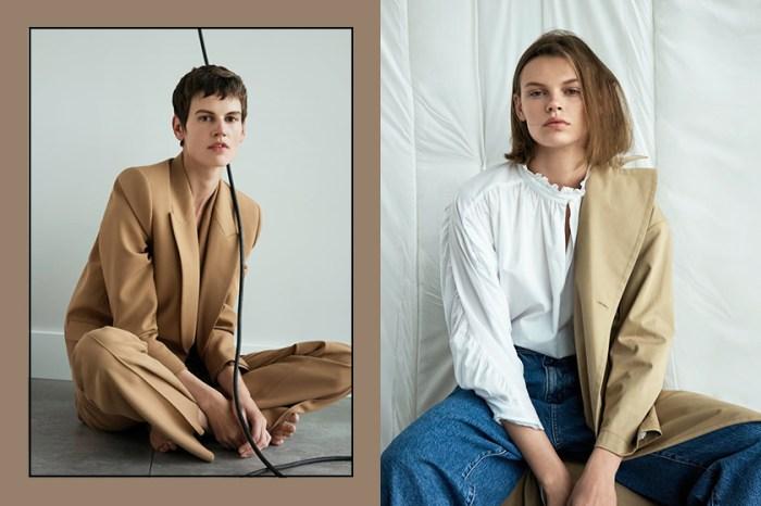 高級又顯氣質的經典色,跟 Zara 學駝色系簡單又時尚的造型配搭術!