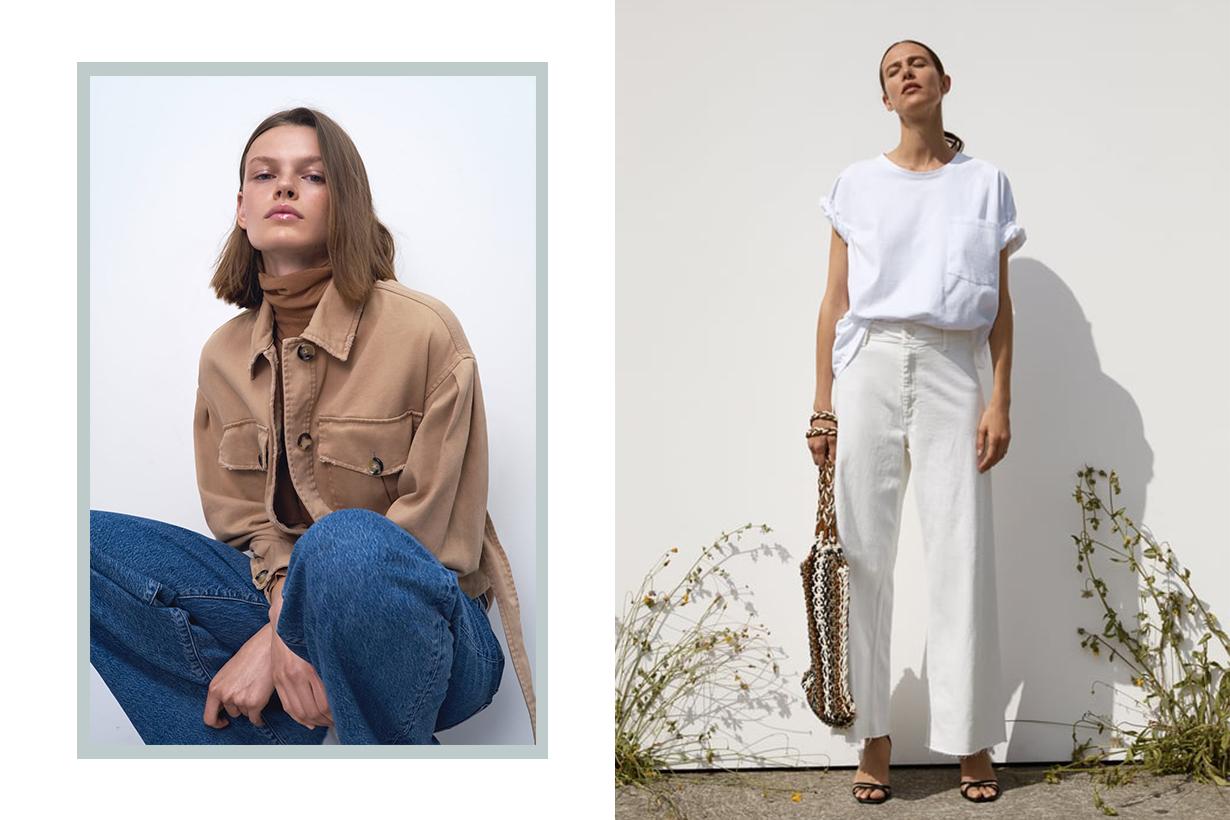 Zara's 3 Fall 2019 Denim Trends