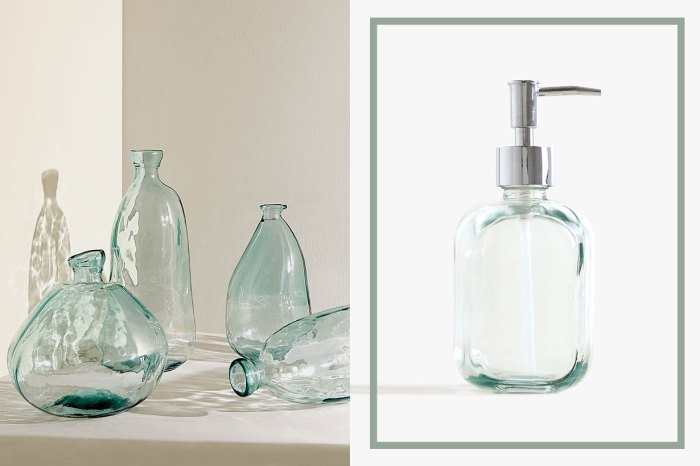 Zara Home 為環保再出力,推出 100% 再生玻璃家品!