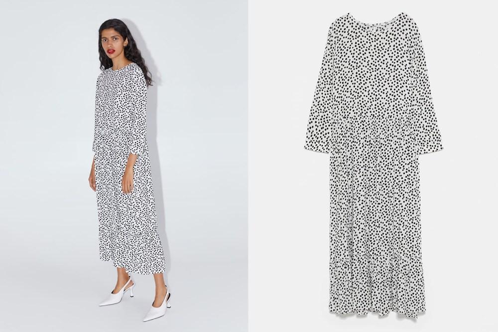 Zara-Polka-Dots-Dress