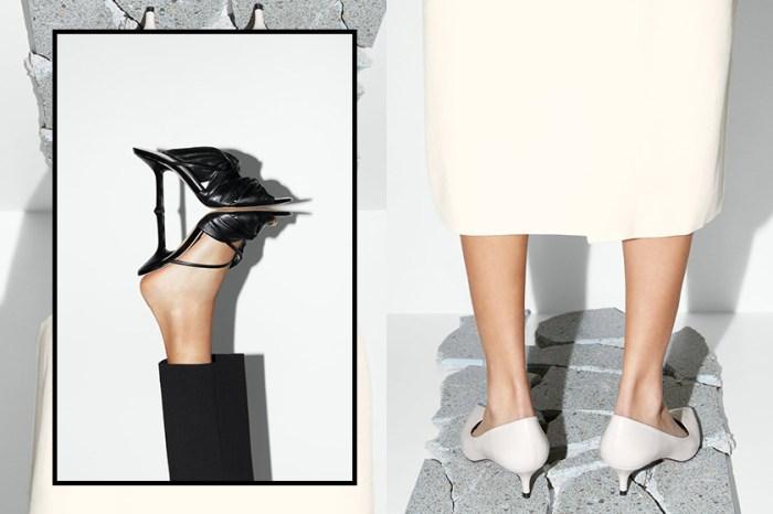 今季的 No.1 鞋履潮流是甚麼?Zara 已經為你準備好,而且只需 $499!