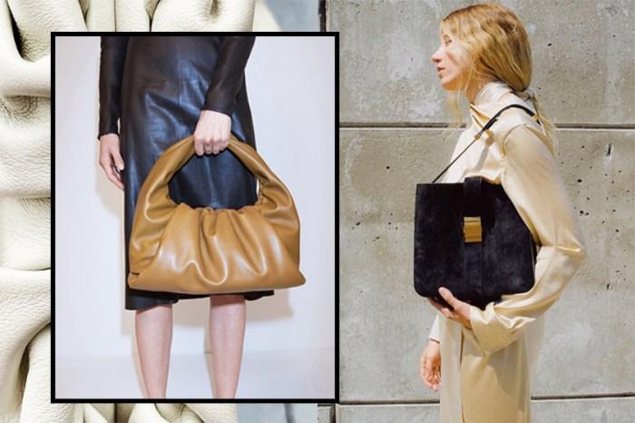 全新簡約美學:時尚女生爭相入手,新的 Bottega Veneta 等於 Old Céline?