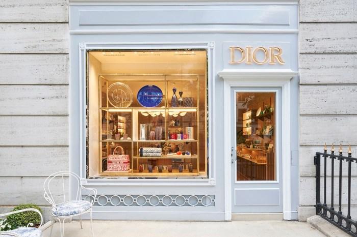 滿足所有女生的家居佈置夢想!Dior 在巴黎開設全新家飾專賣店「Dior Maison」