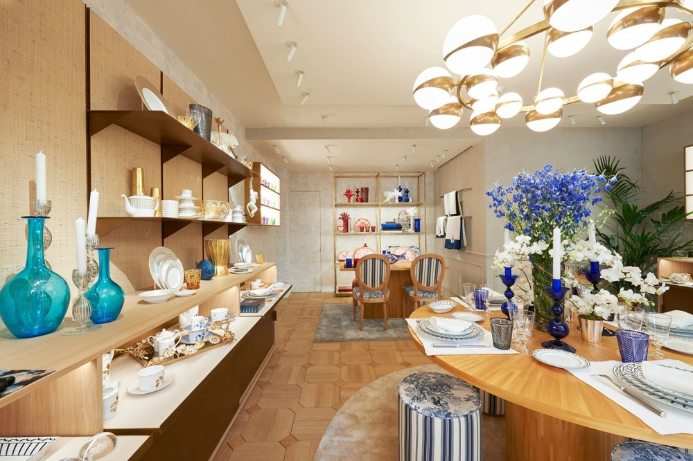 Dior paris Dior Maison decor Lifestyle boutique