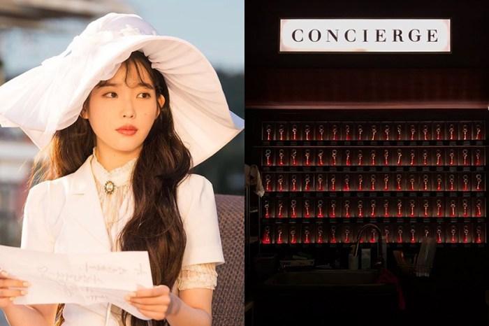 成為人氣打卡點:韓劇《德魯納酒店》的神秘櫃檯竟然是這間韓國咖啡廳!