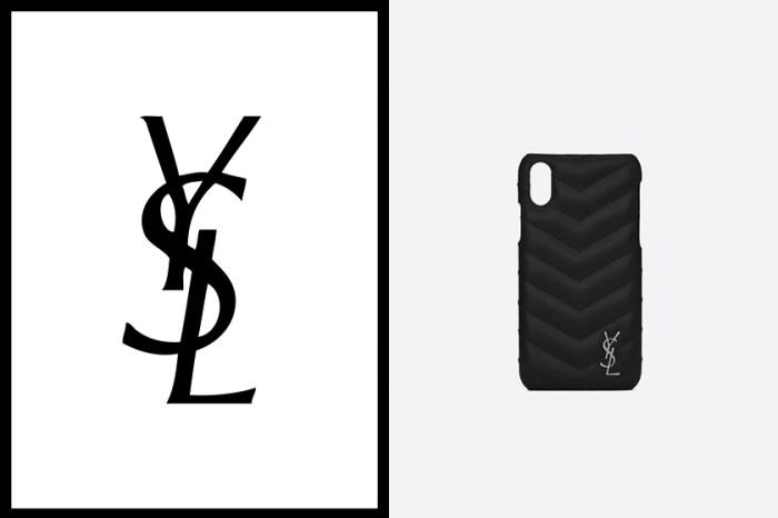 賦予 Saint Laurent 手袋皮革質感:這款 iPhone Case 是所有時尚女生必備款!
