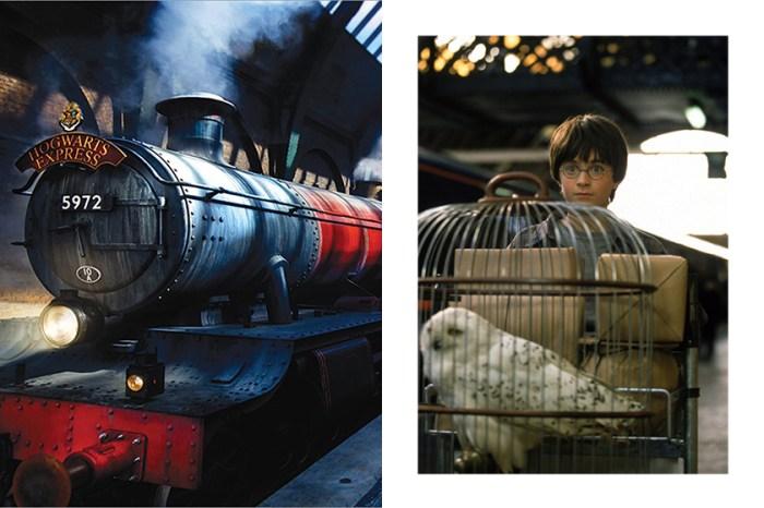想要進入魔法世界?真實版《Harry Potter》霍格華茲特快車開放乘坐!