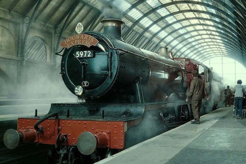 Harry Potter Hogwarts Express Real London