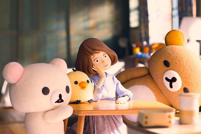 人氣療癒動畫「鬆弛熊與薰小姐」展覽登場!除了拍照還有可愛限定商品!
