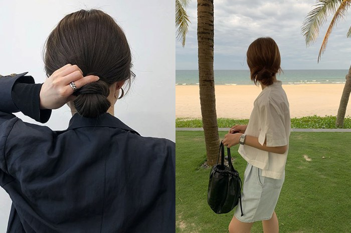 夏日必備:這些快速學上手的「低髮髻」造型方式,讓你隨手一抓都不失氣質!