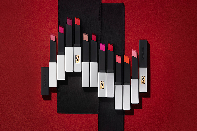 YSL Beauty Rouge Pur Couture The The Slim Sheer Matte