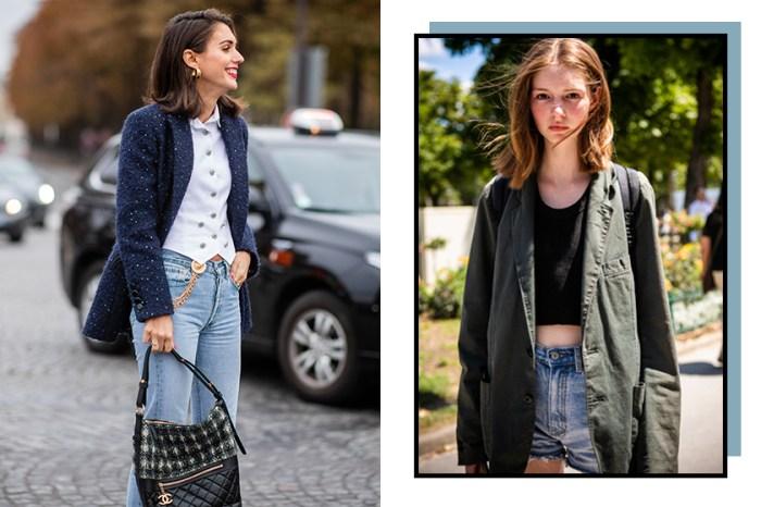 這 3 款牛仔褲原來早已過時!取而代之一直流行到明年的款式是⋯⋯