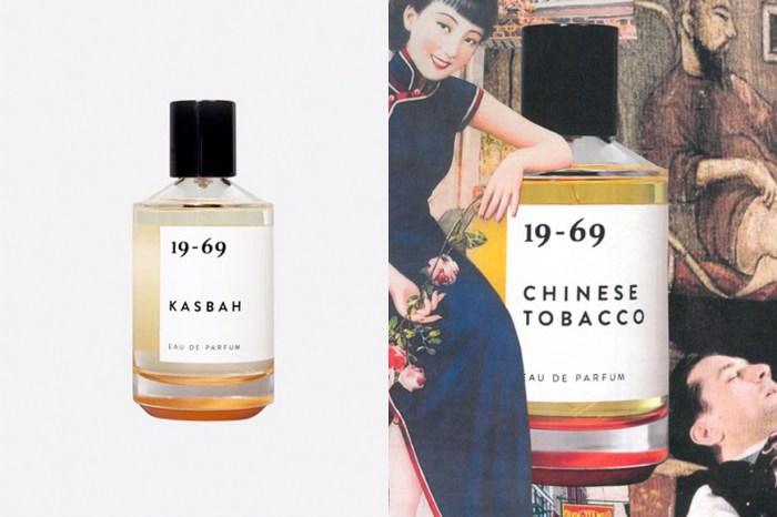 來自最不羈浪漫的時代:一個不分男女的瑞典香氛品牌「19-69」
