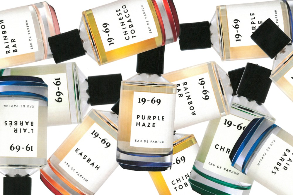 19-69 johan bergelin fred segal perfume NINETEEN SIXTY NINE unisex